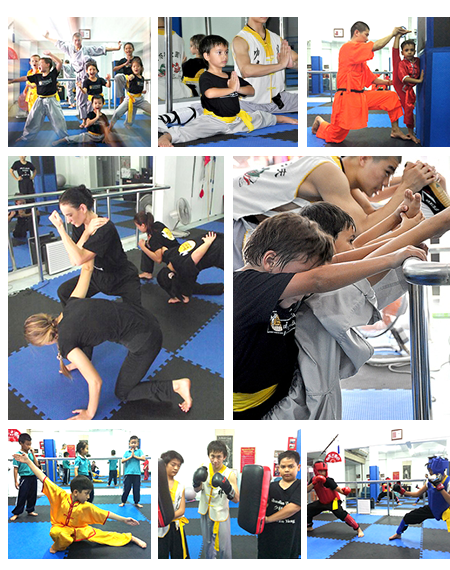 Shaolin Kungfu Syndicate Classes